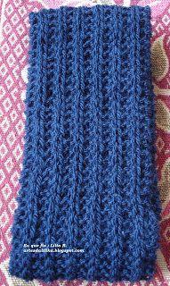 Eu que fiz esse cachecol em tricô para meu irmão!   Coloquei 20 pontos   Fazer duas carreiras em tricô, depois continuar   com o ponto fan...