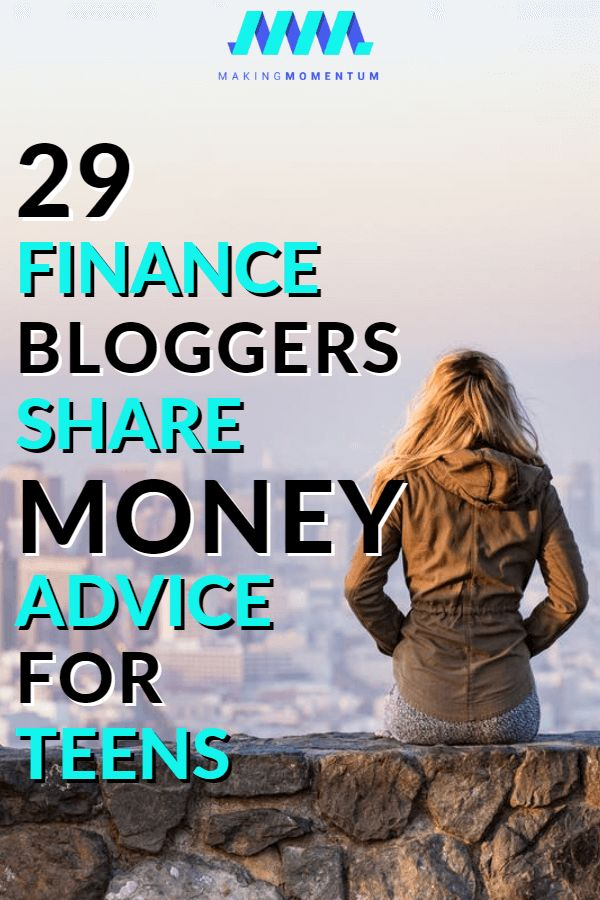 Financial Advice From 29 Personal Finance Bloggers: Memo To The Next Generation – All Things Money