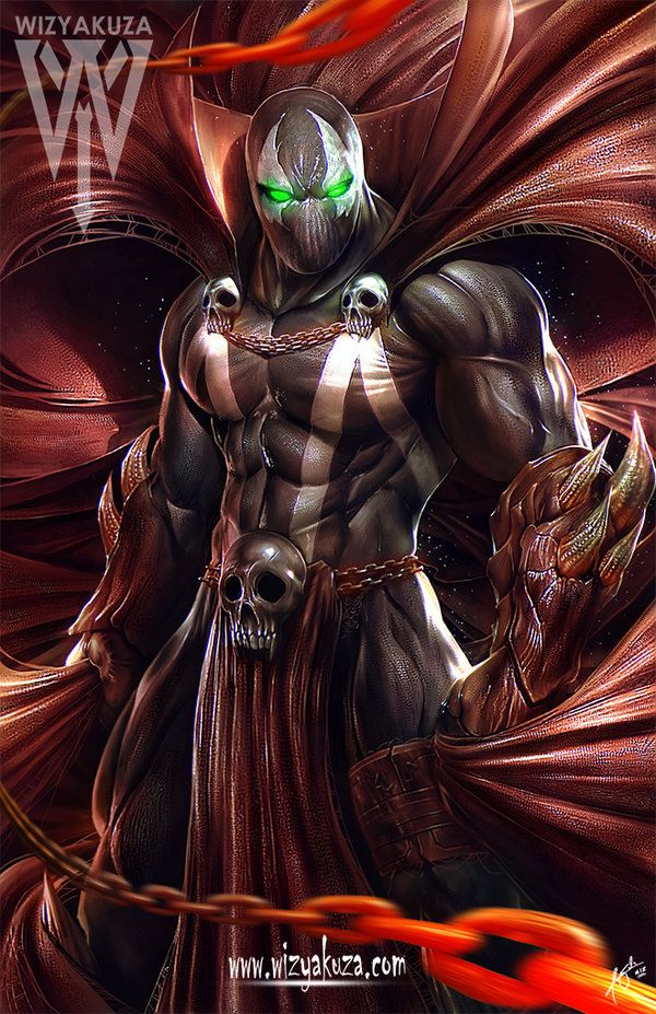 spawn by wizyakuza.deviantart.com on @DeviantArt