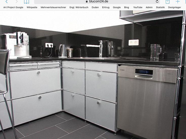 Ideal Usm Haller Modulare M bel Fritz M bel K che Das Haus Kitchen Dining Furniture Home