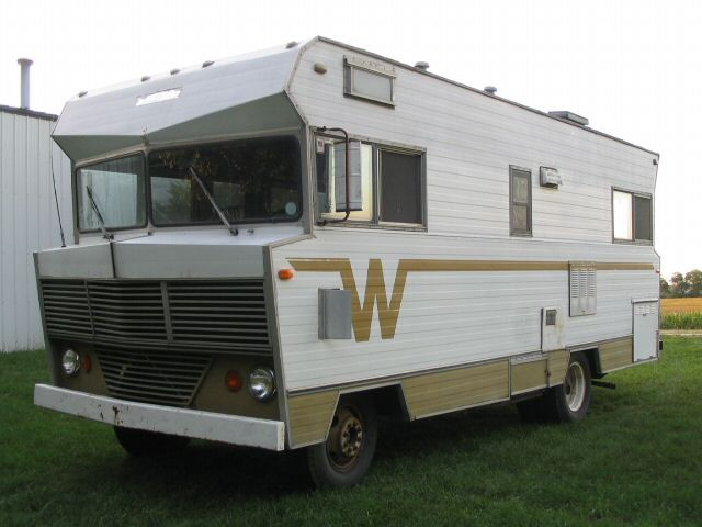 Awesome 1972 Winnebago Brave Interior Pictures To Pin On Pinterest  PinsDaddy