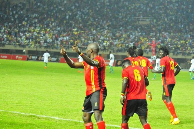 ALL RADIOS SPEAK THE SAME LANGUAGE 'UGANDA CRANES NAMUTIMA'. - PM Amama Mbabazi, Coach Micho, Cranes and the Fans in joy Congratulations Uganda Cranes boys, coaching staff  the no.12 player the fans and FUFA at large. It is not usual to play at night but the fans came from all over the Country to support the team. All parties did their roles... #afconqualifiers #coachmicho #cranesnamutima