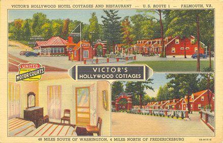 1998 Best Vintage Motels And Hotels Images On Pinterest