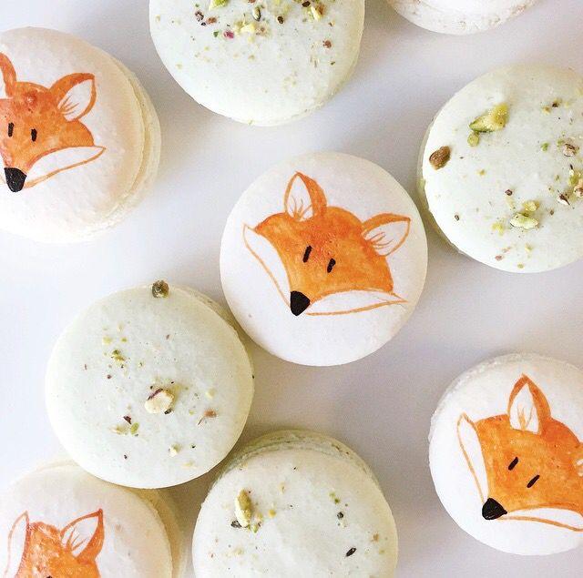 Foxy Cookies