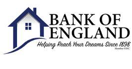 Bank Of England, Arkansas Online Banking Login | Login Bank Of England