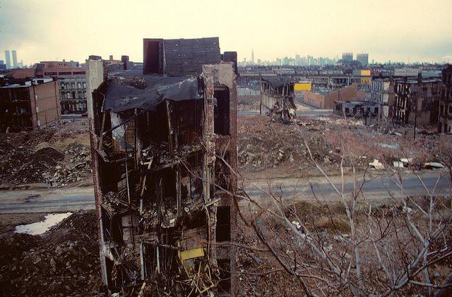 Bushwick, Brooklyn 1982 fire
