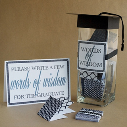 ... | Event Planning | Pinterest | Word Of Wisdom, Wisdom and Jars