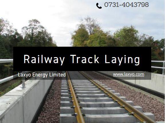 Railway Track Laying Railway Contractors Siding