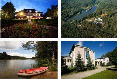 Lesní hotel Peršlák