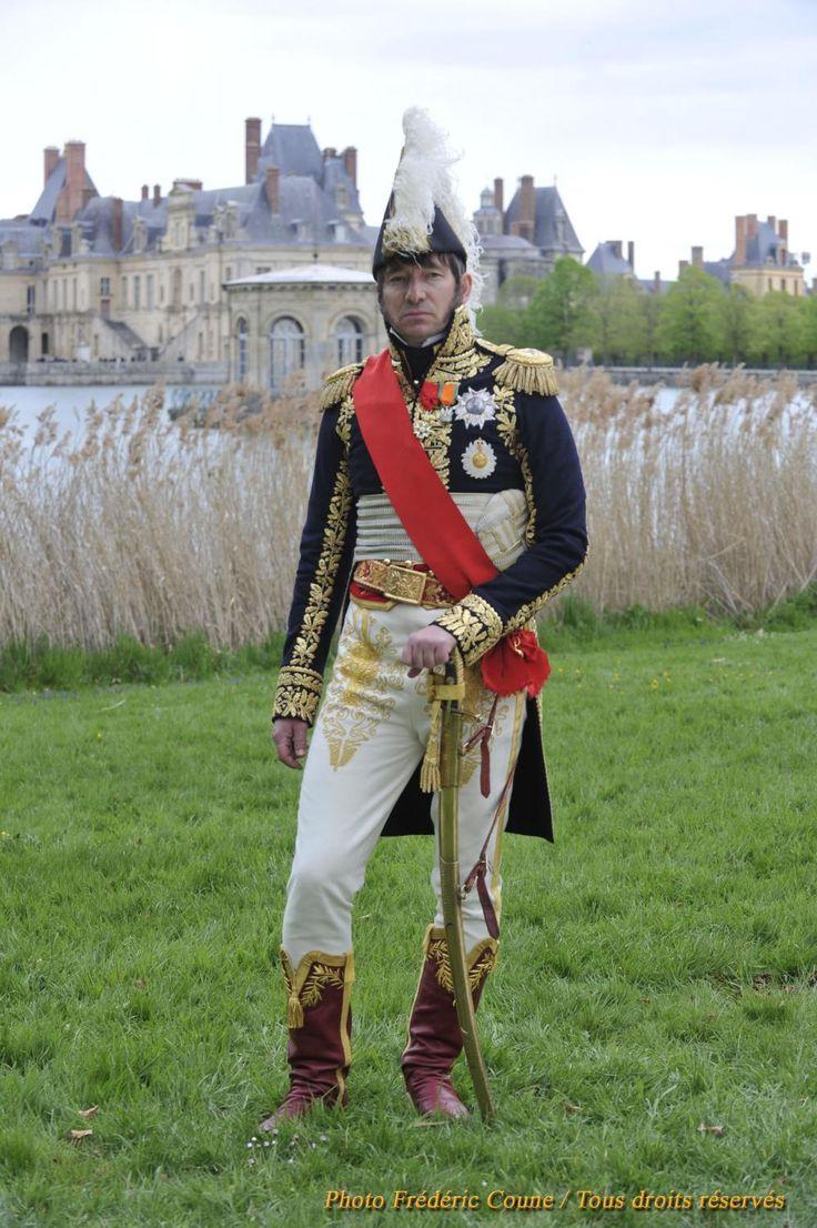 Empire marshall's full dress
