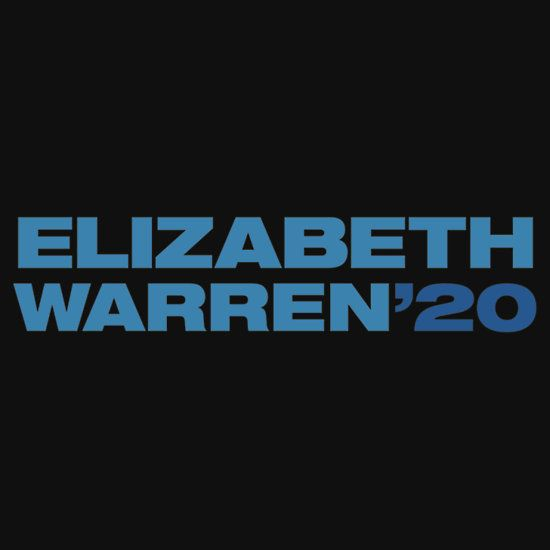 Elizabeth Warren for President - 2020 Edition
