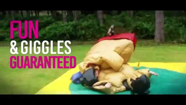 Sumo | Hen Party Activity | UKGirlThing