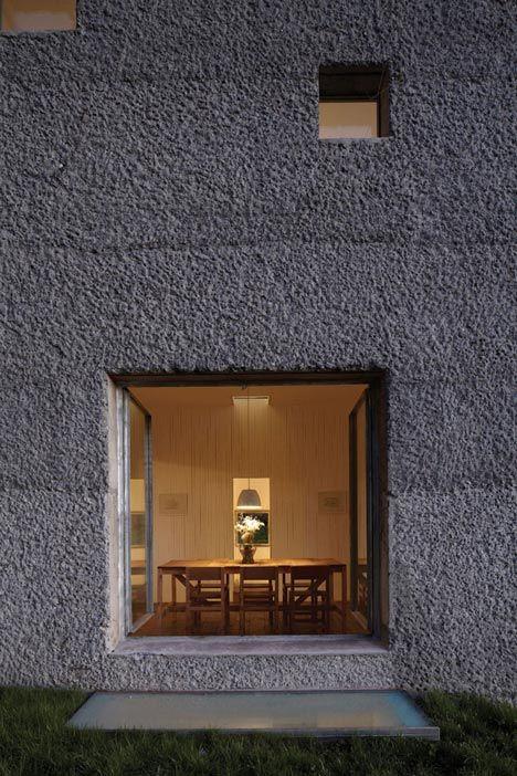 Casa Cien by Pezo von Ellrichshausen