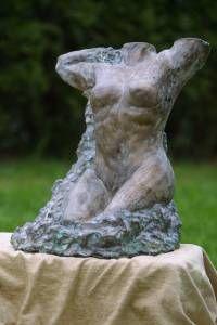 Skulptur aus Beton @ contraMASS