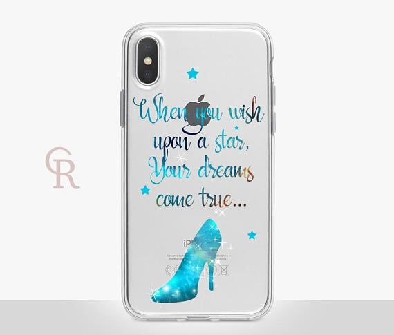 clear disney iphone 8 plus case