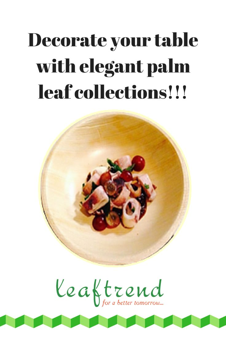 Disposable eco palm plates made from fallen palm leaf are known as natural green plates areca leaf plates are used as dinnerware tableware and party ...  sc 1 st  Pinterest & 8 best Disposable Plates for wedding..! images on Pinterest | Palm ...