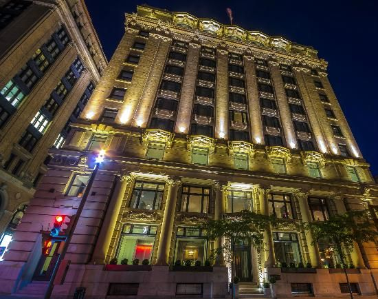 St Paul Hotels Downtown Montreal Hotel Quebec Reviews And