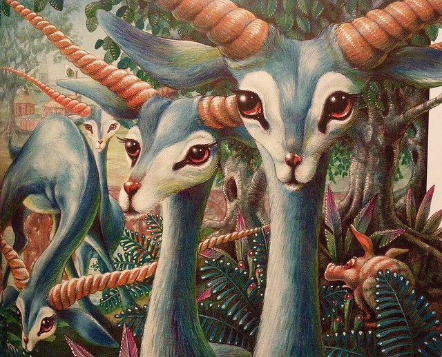 Gandolopes ~ Graeme Base - my alltime favorite artist. au.