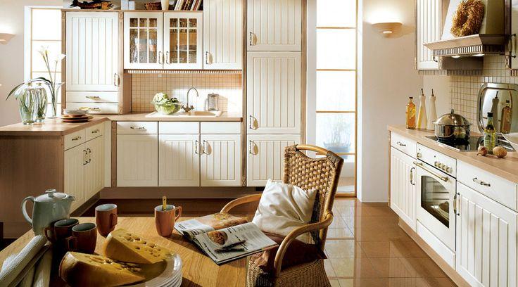 11 best romantik k chen images on pinterest romanticism kitchens and contemporary unit kitchens. Black Bedroom Furniture Sets. Home Design Ideas