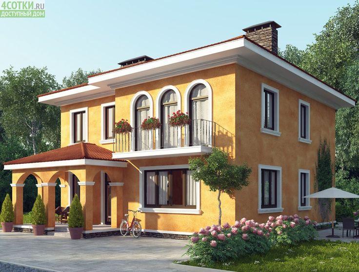 итальянский дом - Поиск в Google