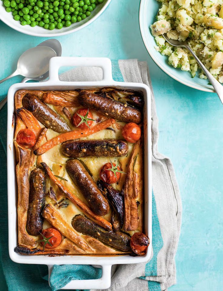 Asda Good Living | Vegetarian toad-in-the-hole