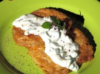 Bundás zöld paradicsom recept
