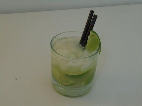 Drink Caipiroska - Drinkologia - przepisy na drinki, koktajle, nalewki, shoty