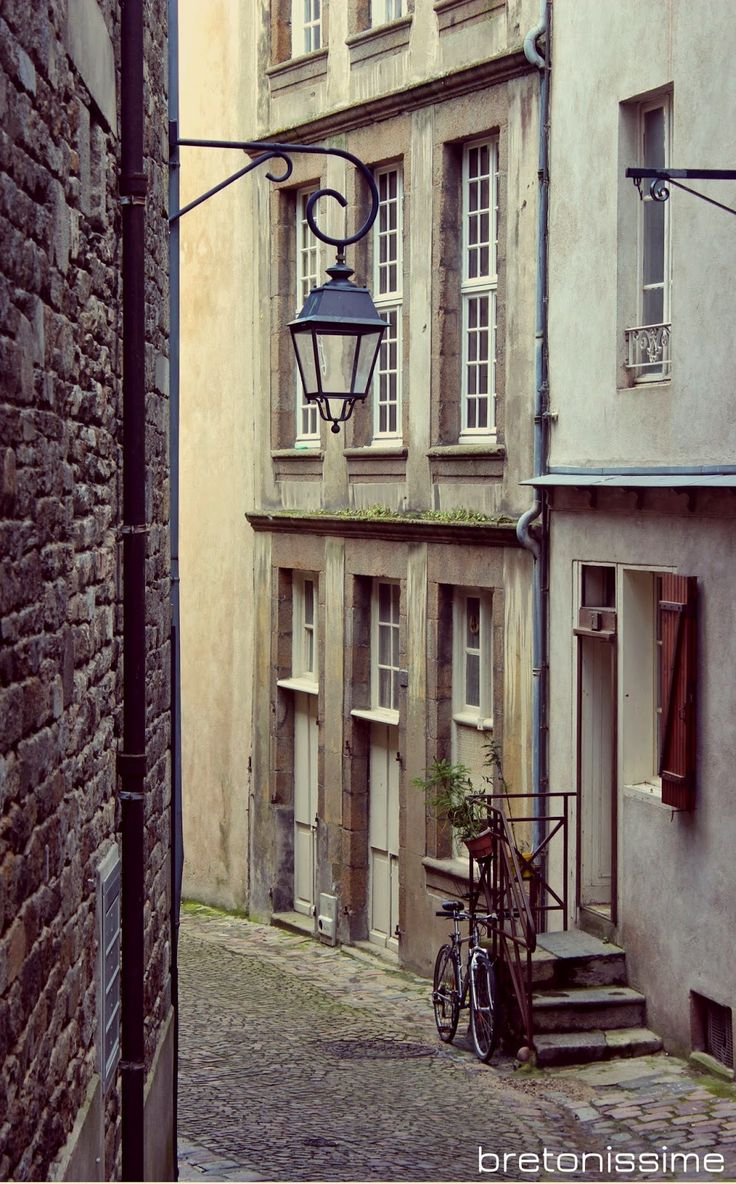 Bretonissime: Nieznane zakątki Saint-Malo / Les recoins de Saint-Malo
