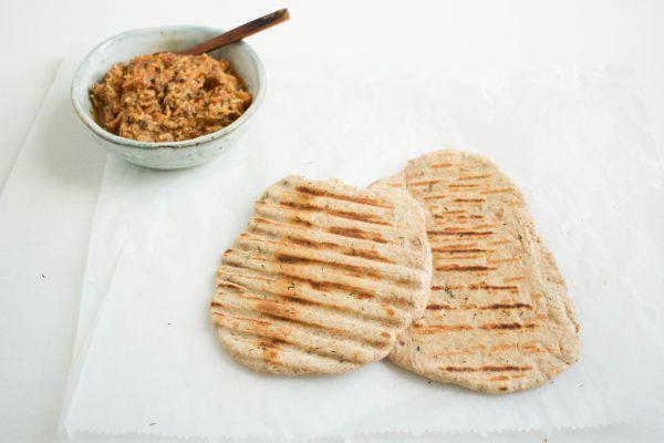 Zelf naanbrood maken – Feelgoodbyfood