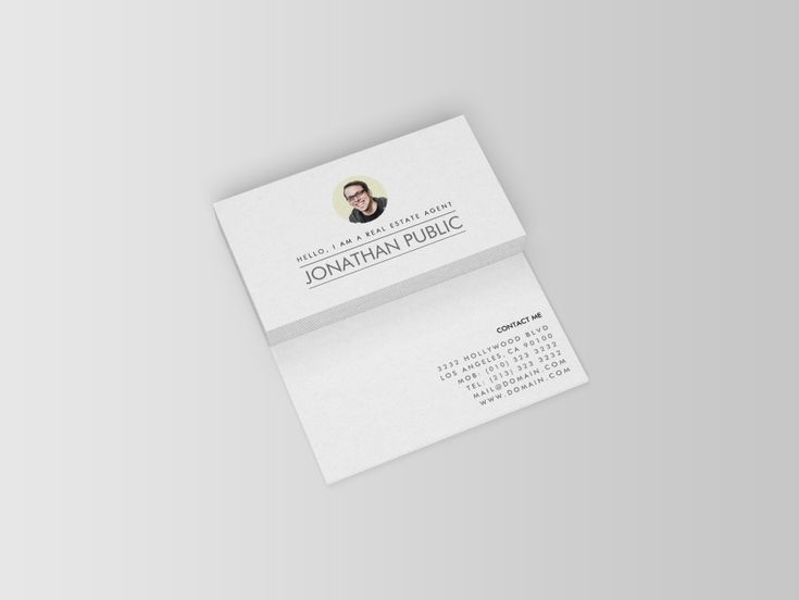 Best 25 business card software ideas on pinterest business card modern professional real estate agent business cards by j32 design designed to suit real estate reheart Image collections