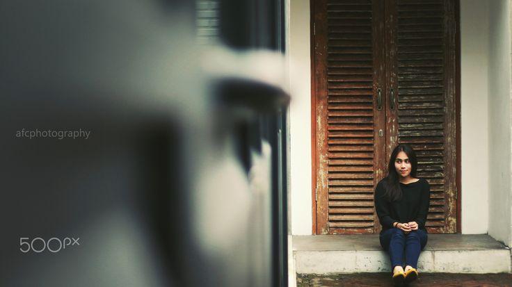 cathrine - duduk manis menunggumu
