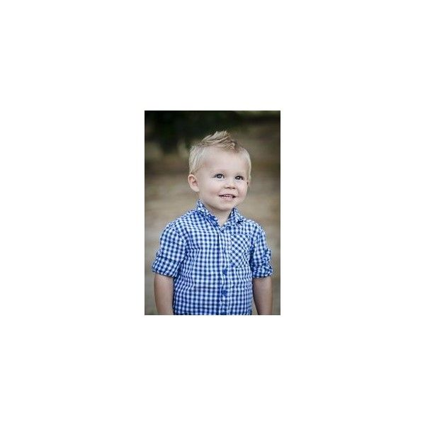 Little Boy Mohawk ❤ liked on Polyvore featuring cute kids