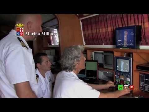 Marina Militare - Daedalus - Operazioni ritrovamento Corazzata ROMA - ww...