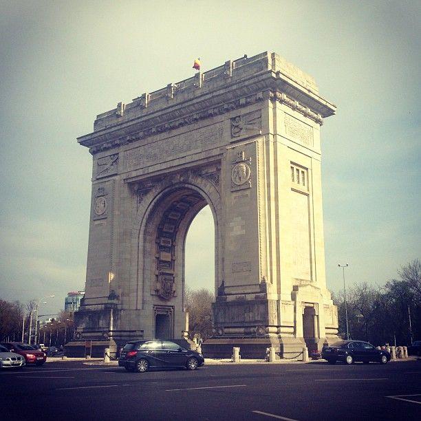 Arcul de Triumf in București, București