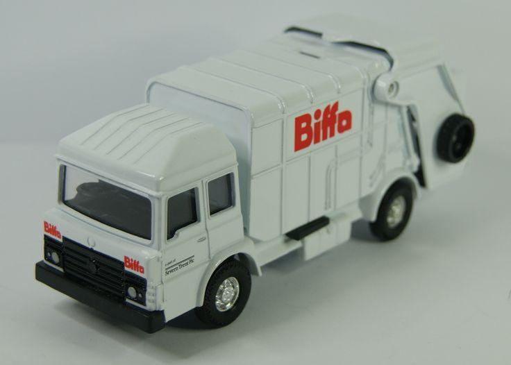 Corgi 58602 Refuse Truck Biffa