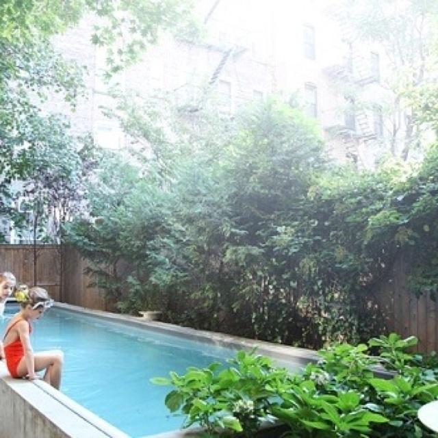 26 best pool ideas images on pinterest pool ideas pools for Raised pool ideas