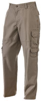 RedHead Trailhead Twill Cargo Pants for Men - Stone - 48x32