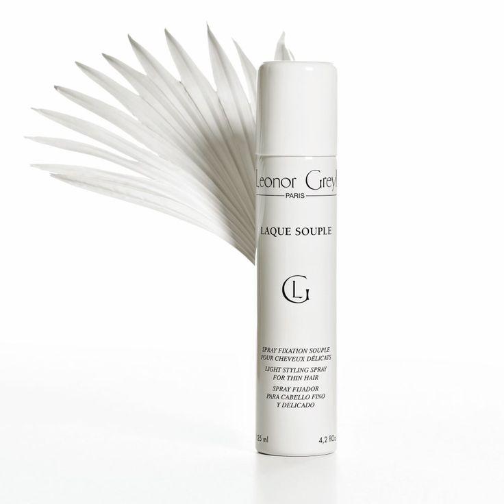 Laque Souple — Light to Medium-Hold Hair Spray