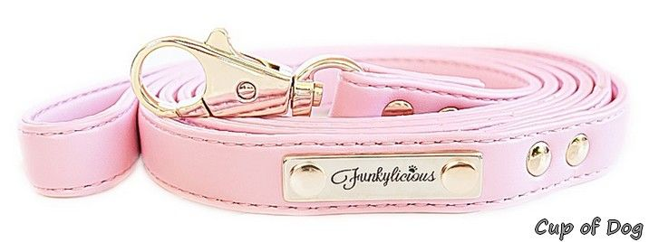 Laisse chien New Rosa Funkylicious https://www.cupofdog.fr/collier-harnais-chihuahua-petit-chien-xsl-243.html