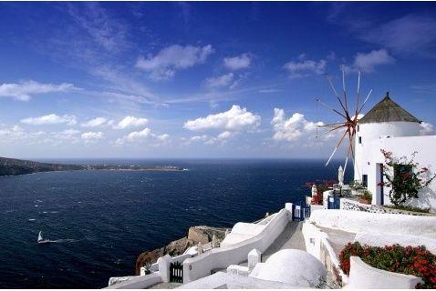 그리스 산토리니