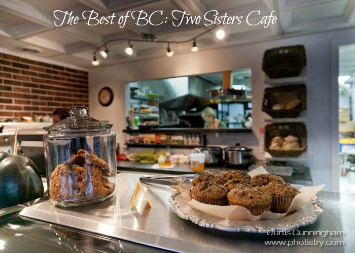 The delicousness has landed! Best of BC: Two Sisters Cafe, Smithers, BC - our BC Editor tells what to get. YUM! http://www.wanderingeducators.com/best/traveling/best-bc-two-sisters-cafe.html