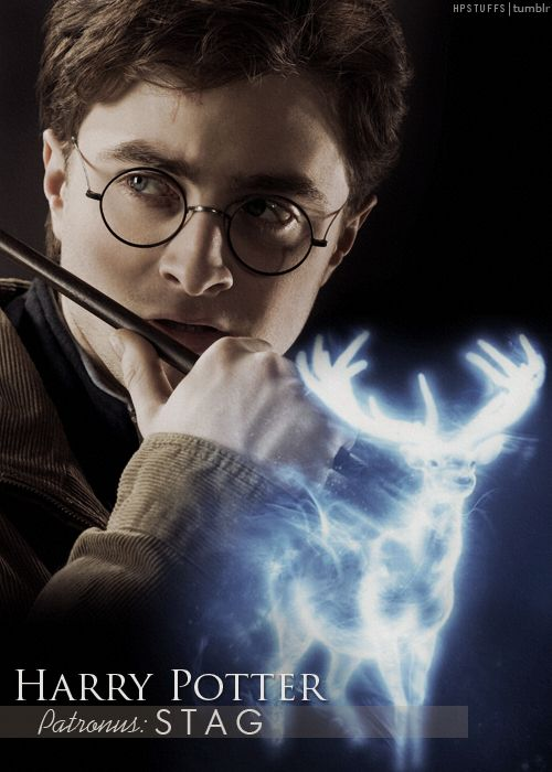 Harry Potter  Patronus: Stag