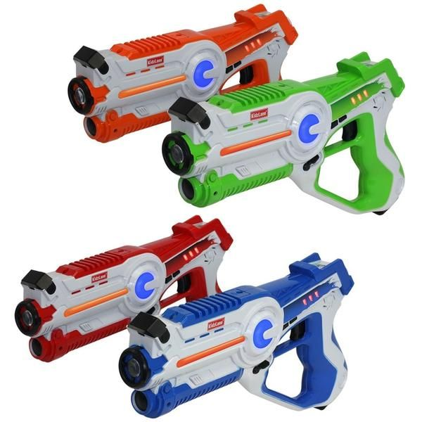 """Laser Gun Tag Game Mega Pack - Set of 4 """"#TOYS# KIDS  #Crafts #Candy - #OriginalFunGifts """"#dolls #gifts #cars #fun #office #collectables #laserguntaggames #Arts #girls #brands#save4save #games #birthday #party #games #boys #toddlers #baby #ChristmasHomeDecor #presents #$1PRODUCTS #homedecorations #tabledecor #birthdaygreetingcards """""""