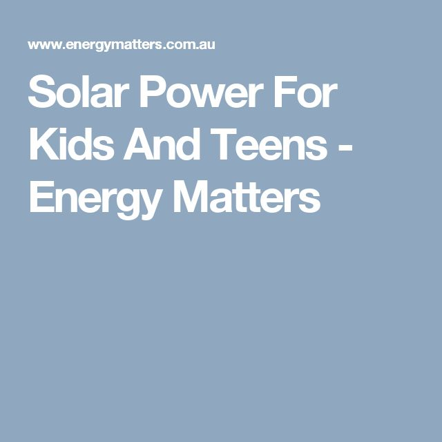 Best 20 renewable energy for kids ideas on pinterest for Solar energy projects for kids
