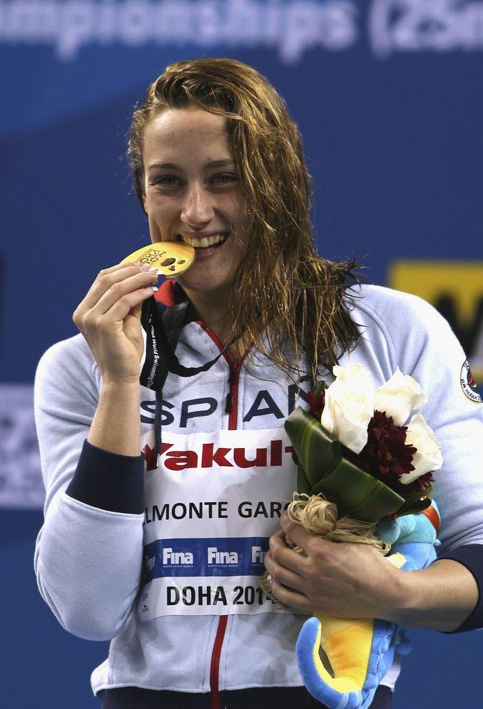 Mireia Belmonte Garcia of Spain
