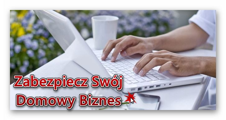 ✔️ [ New Blog ] Polegaj na sobie,  czyli jak zabezpieczyć swój domowy biznes…    Kliknij tutaj w link ⤵️⤵️  http://www.ebiznesdlakazdego.pl/jak-zabezpieczyc-domowy-biznes/  #eBiznes #zarabianie #marketing