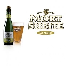 Lambic Blanche Mort Subite. LOVE, LOVE, LOVE this beer!!!