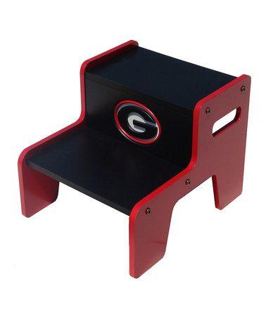 Fan Creations Georgia Bulldogs Two Step Stool