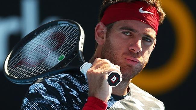Del Potro out of Australian Open