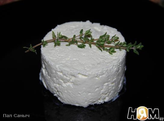Домашний сыр Фета